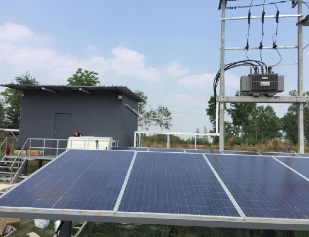 Surge Protection Project for Photovoltaic Site