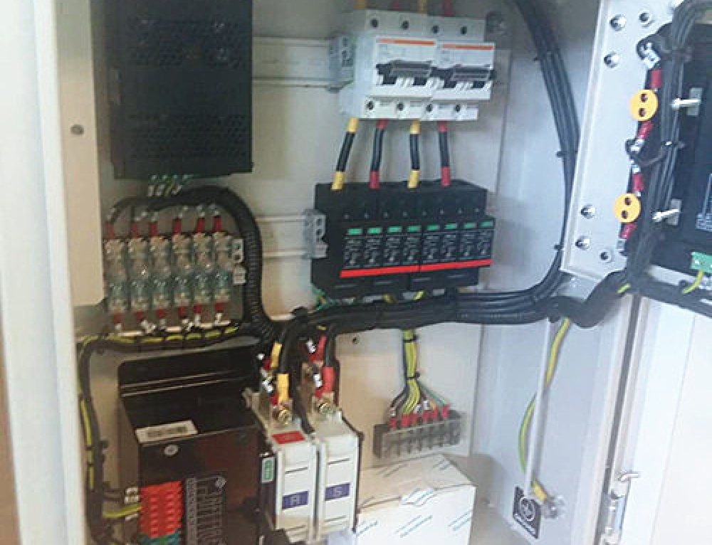 Surge Protection Project in Philippines
