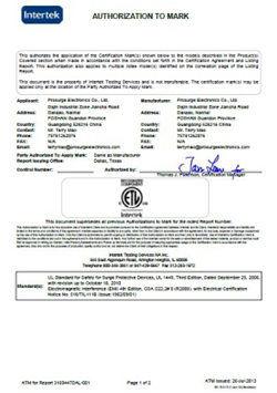 prosurge etl certificate