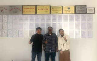Pakistan Customer Visited Prosurge for Surge Protection Business