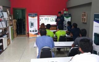 Prosurge Surge Protection Training Seminar at Thailand
