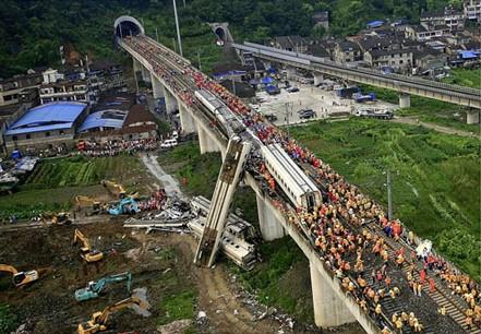 Surge Cause Safety Risk High Speed Train_441