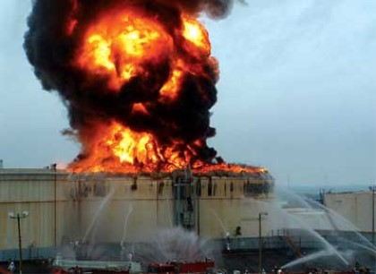 Surge Cause Safety Risk Oil Tank_420
