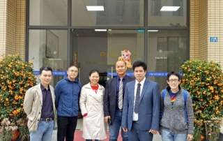 Thai Customer Visited Prosurge