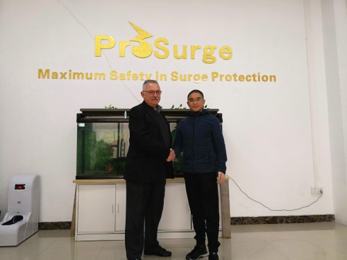 US Customer Visited Prosurge