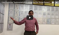 Colombia Customer Testimonial for Prosurge_200