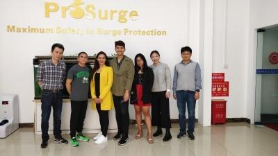 Filipino Customer Visited Prosurge on April