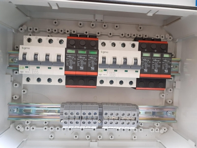 Prosurge Surge Protection Project in Vietnam