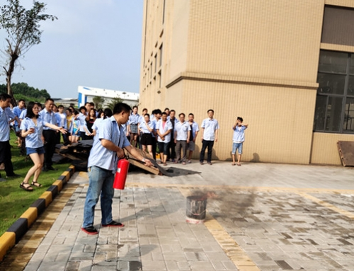 Fire Drill at Prosurge
